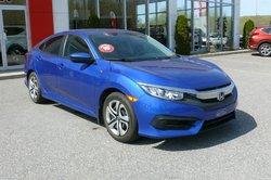 Honda Civic Sedan LX  2016