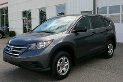 Honda CR-V LX /  Honda Canada Programme certifiés 7/160k  2014