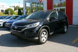 Honda CR-V LX /  Honda Canada Programme certifiés 7/160k  2015