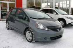 Honda Fit DX-A / Honda Canada Programme certifiés 7/160k  2014
