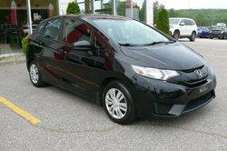 Honda Fit LX /  Honda Canada Programme certifiés 7/160k  2015