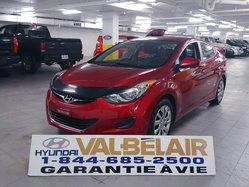 Hyundai Elantra GL AUTO BAS KILO GARANTIE PROLONGÉE  2013