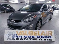 Hyundai Elantra SE TOIT MAG AUTO GARANTIE PROLONGÉE  2014