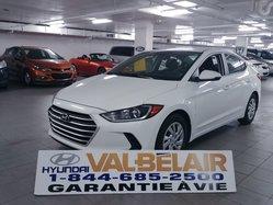 Hyundai Elantra LE AUTO BAS KILO  2017