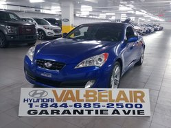 Hyundai Genesis Coupe PREMIUM CUIR TOIT TRES BAS KILO COMME NEUF  2012