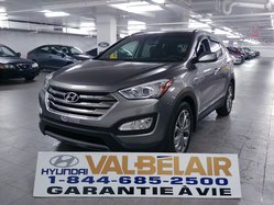 Hyundai Santa Fe Sport LIMITED CUIR TOIT GPS BAS KILO  2014