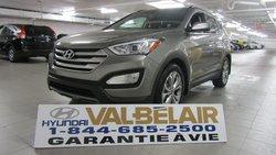 Hyundai Santa Fe Sport LIMITED CUIR TOIT GPS AWD  2015