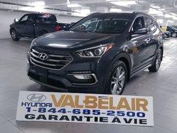 Hyundai Santa Fe Sport ULTIMATE CUIR TOIT GPS AWD  2017