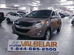 Hyundai Tucson LIMITED CUIR TOIT GPS AWD  2010
