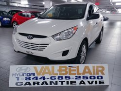Hyundai Tucson GL AUTO GARANTIE PROLONGÉE  2013