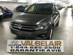 Volkswagen Tiguan COMFORTLINE CUIR TOIT  2014