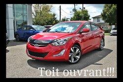 Hyundai Elantra TOIT, MAGS ET CRUISE  2015