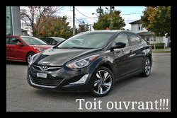 Hyundai Elantra MAGS ET TOIT ET CRUISE  2015