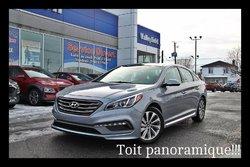 Hyundai Sonata TOIT PANO MAGS CAMERA RECUL  2015