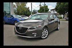 Mazda Mazda3 GT-SKY, CUIR, TOIT ET MAGS  2014