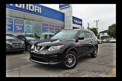 Nissan Rogue S, AWD ET MAGS  2015