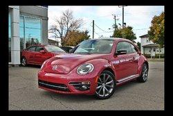 Volkswagen Beetle Coupe BUG !!! MAGS ET TOIT ET CAMARA RECUL  2017