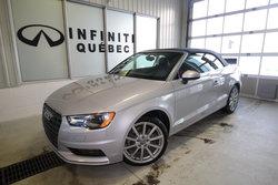 Audi A3 2.0T Tech  2015