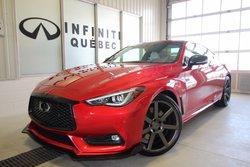 Infiniti Q60 RED SPORT GT  2017