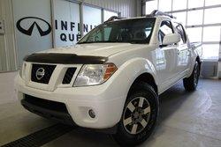 Nissan Frontier PRO-4X  2010