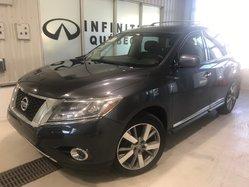 Nissan Pathfinder Platinum  2013
