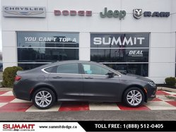 2016 Chrysler 200 LMT!BACK UP CAM!HEATED SEATS!