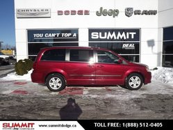 2014 Dodge Grand Caravan CREW!STOWNGO!BACK UP CAM!HEATED SEATS!