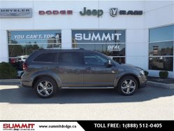2016 Dodge Journey CROSSROADS!AWD!7PAS!DVD!MUCH MUCH MORE!