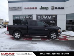 2010 Dodge RAM 1500 SXT!4X4!LOCAL TRADE!REALLY GOOD SHAPE!