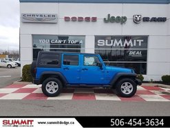 2014 Jeep WRANGLER UNLIMI SPORTAUTO!AIR!POWER OPTIONS!