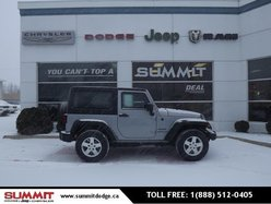 2014 Jeep Wrangler SPORT!AUTO!AIR!LOCAL TRADE!