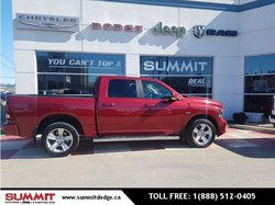 2015 Ram 1500 SPORT!CREW!ROOF!LEATHER!