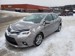 Toyota Corolla *LE*  CUIR NAVIGATION SIEGES CHAUFFANTS BLUETOOTH  2014