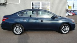 2016 Nissan Sentra Sv with  Sunroof