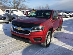 Chevrolet Colorado 4WD WT v6 3.6l  2015