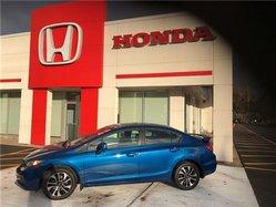 2013 Honda CIVIC LX EX