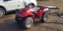1996 Honda TRX200D