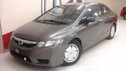 Honda Civic Sdn DX-G  2010