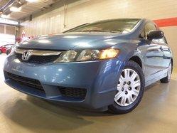 Honda Civic Sedan Dx-A Chaleureuse et accueillante!  2010