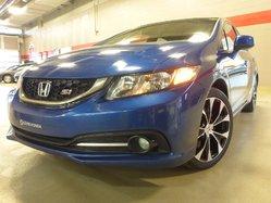 Honda Civic Sedan SI Compacte vitaminés!  2013