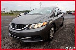 Honda Civic Sedan LX [4-8]  2013
