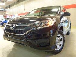 Honda CR-V LX Pleine grandeur économique!  2015
