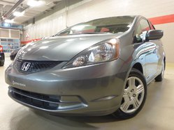 Honda Fit LX Maximiser l'espace intérieur!  2013