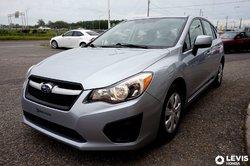 Subaru Impreza 2.0i Ayez le look en 4x4!  2014