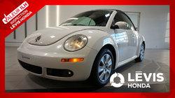 Volkswagen New Beetle Convertible Comfortline  2009