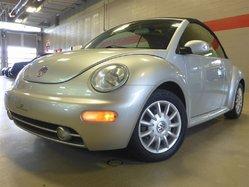 Volkswagen New Beetle Convertible GLS  2005