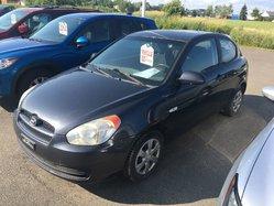 2007 Hyundai Accent GS * AUTOM * A/C * BAS KILOS !!!