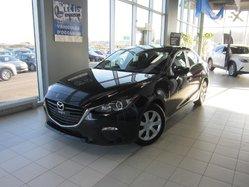 2016 Mazda 3 GX A/C  Tout rabais inclus
