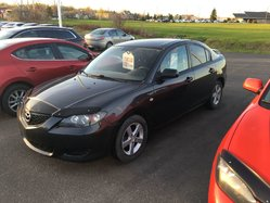 2006 Mazda Mazda3 GX * A/C * INSPECTÉ * LAVAGE INCLUS !!!