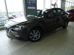 Mazda Mazda3 GX-SKY AUTOM * A/C * 0 ACCIDENT !!!!!  2014